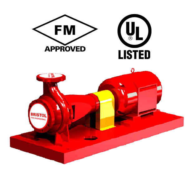 Fire Pumps | End Suction